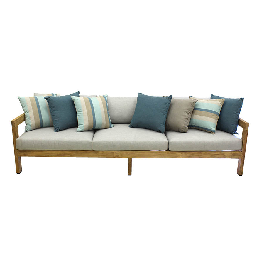 Cove Teak Outdoor Sofas
