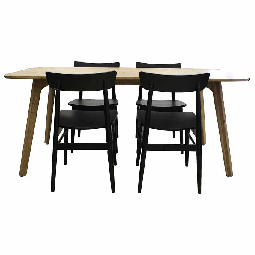 Logan 1.8m Dining Table