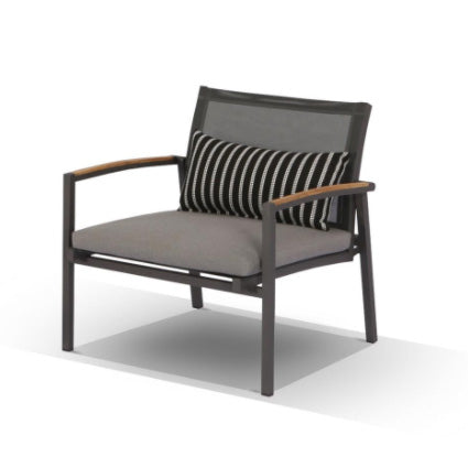 Pacific Outdoor Set - Charcoal