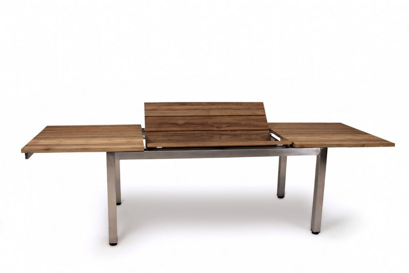 Maurice Teak Outdoor Extension Table - ON SALE !