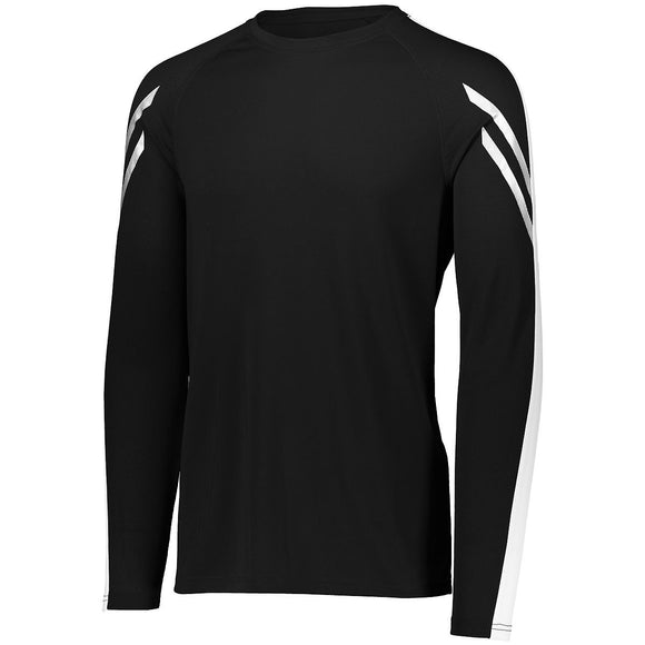 222607 - Holloway Youth Flux Shirt Long Sleeve