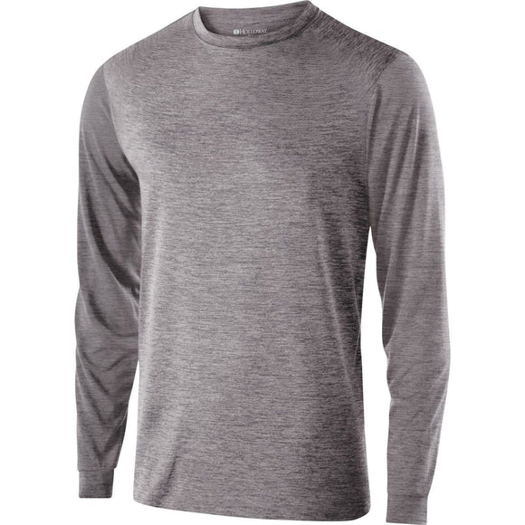 222625 - Holloway Youth Gauge Shirt Long Sleeve