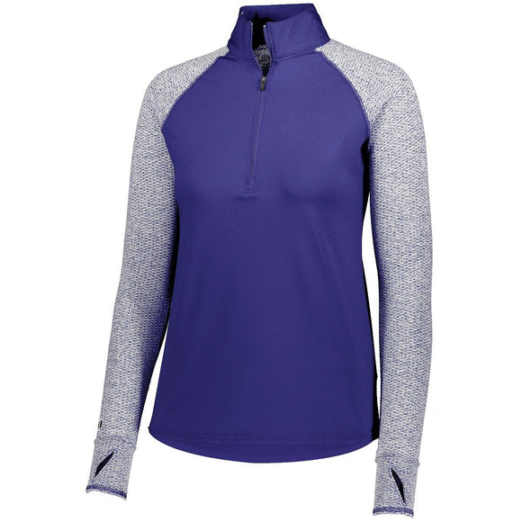 222905 - Holloway Girls Axis 1/2 Zip Pullover