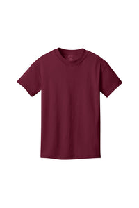 Fairmont Cardinal Red P.E T-shirt