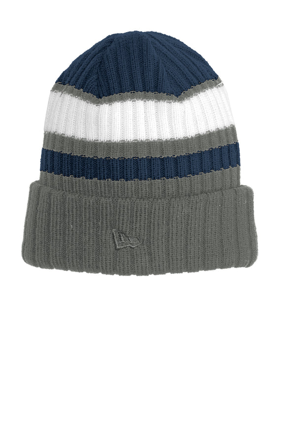 NE903 - New Era Ribbed Tailgate Beanie