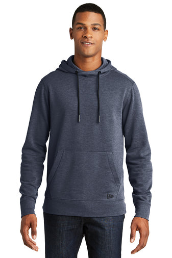NEA510 -New Era Tri Blend Fleece Pullover Hoodie