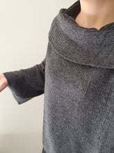 Load image into Gallery viewer, STELLA SWEATER - CHARCOAL