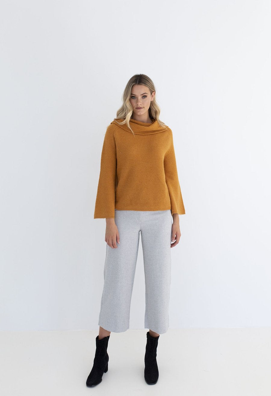 STELLA SWEATER - GINGER
