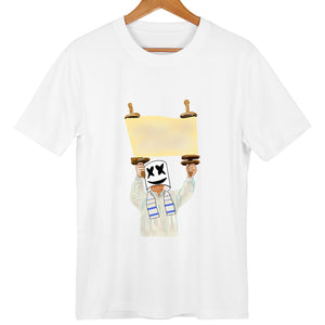 "DJ Marshmello ""Raise the Roof"" Short-Sleeve Unisex T-Shirt"