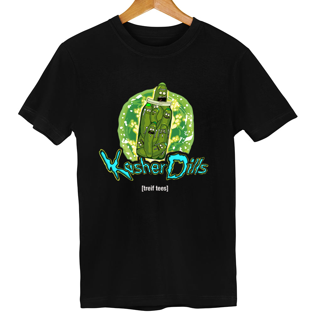 Kosher Dills Short-Sleeve Unisex T-Shirt