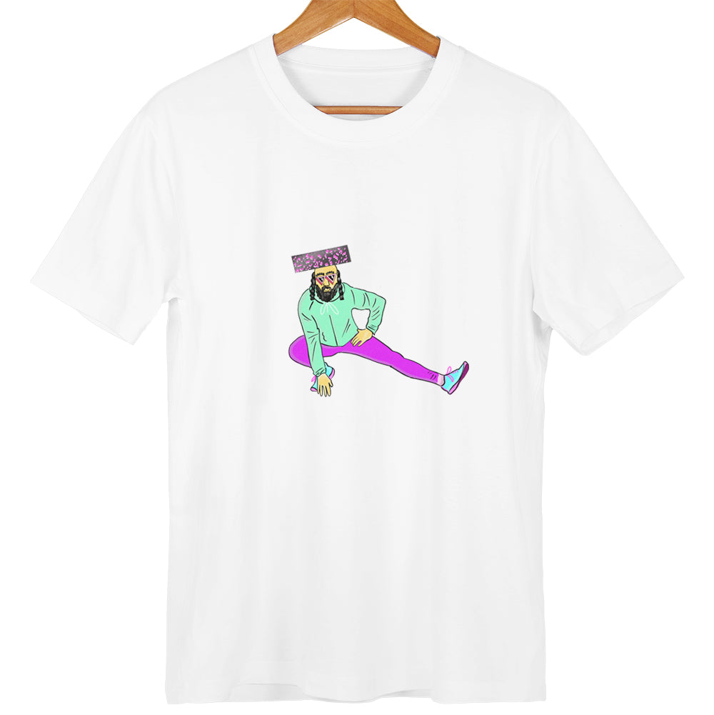 Stretch It Out Short-Sleeve Unisex T-Shirt
