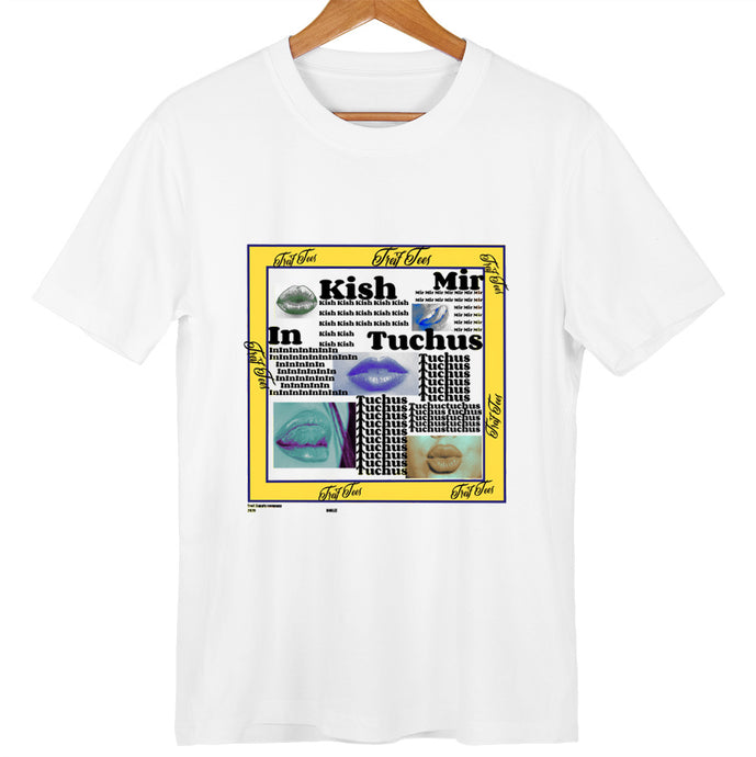 Kish Mir In Tuchus Short-Sleeve Unisex T-Shirt