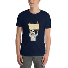 "Load image into Gallery viewer, DJ Marshmello ""Raise the Roof"" Short-Sleeve Unisex T-Shirt"