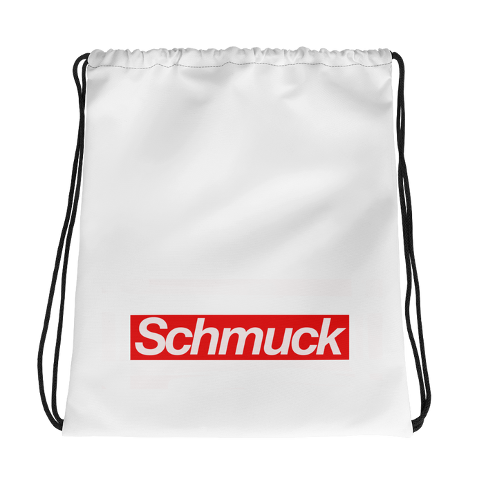 SCHMUCK Drawstring bag
