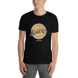 "Alte Kakers ""Lakers"" Short-Sleeve Unisex T-Shirt"