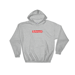 SCHMUCK Hooded Sweatshirt