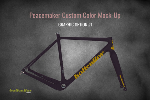 Peacemaker Graphics Option #1