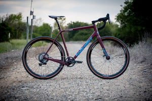 Peacemaker Gravel+ Frameset | Custom Shop