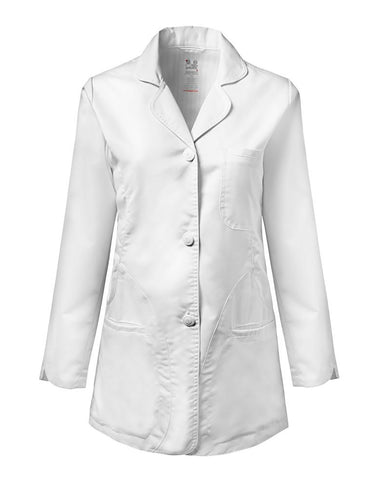 "WOMEN'S 32"" LAB COAT"