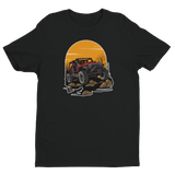 Jeep Rock Climbing - Men's T-Shirt