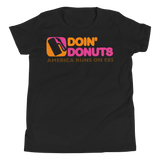Doin Donuts - Youth T-Shirt
