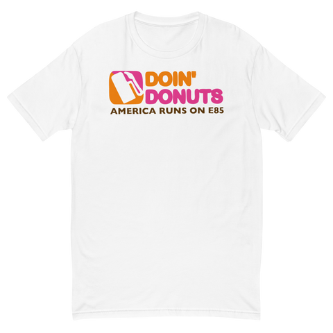 Doin' Donuts - Men's T-Shirt