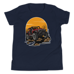 Jeep Rock Climbing - Youth T-Shirt