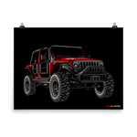 Jeep - Poster