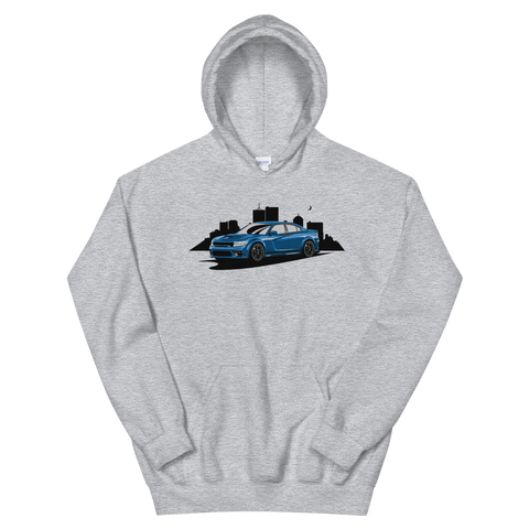 Charger Night Sky - Hoodie