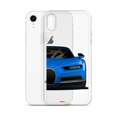 Bugatti - iPhone Case