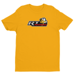 RT Angry Bee - Men's T-Shirt