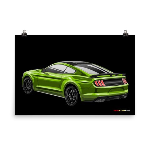 GT 500 - Poster