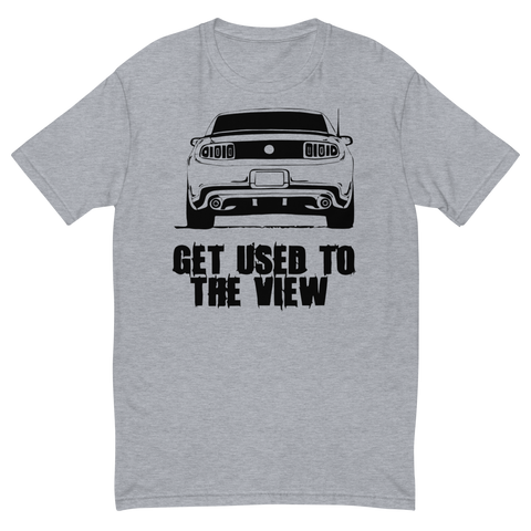 Mustang Rear View - Men's T-Shirt