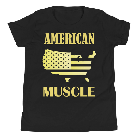 American Muscle - Youth T-Shirt