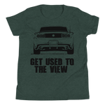 Mustang Rear View - Youth T-Shirt