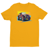 Jeep Art - Men's T-Shirt