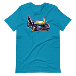 Pop Art Sports Car - Women's Shirt