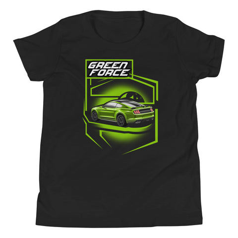 Muscle Car - Youth T-Shirt