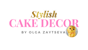 StylishCakeDecor