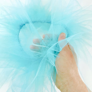 Aqua Ballerina Cake Tutu - Ships within 3 Business Days