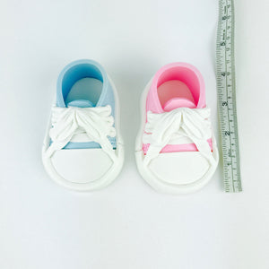 Gender Reveal Sneakers Shoes sizes
