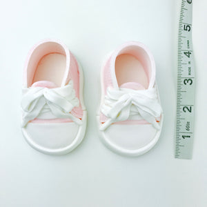 Pink Baby Girl Sneakers Shoes sizes
