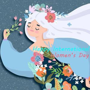 Happy International Women's Day! Special Discount Started!