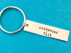 Groomsmen Gift Customized Key Chain Personalized Groomsmen Gift Monogram Tag Engraved Best Man Gift - urweddinggifts