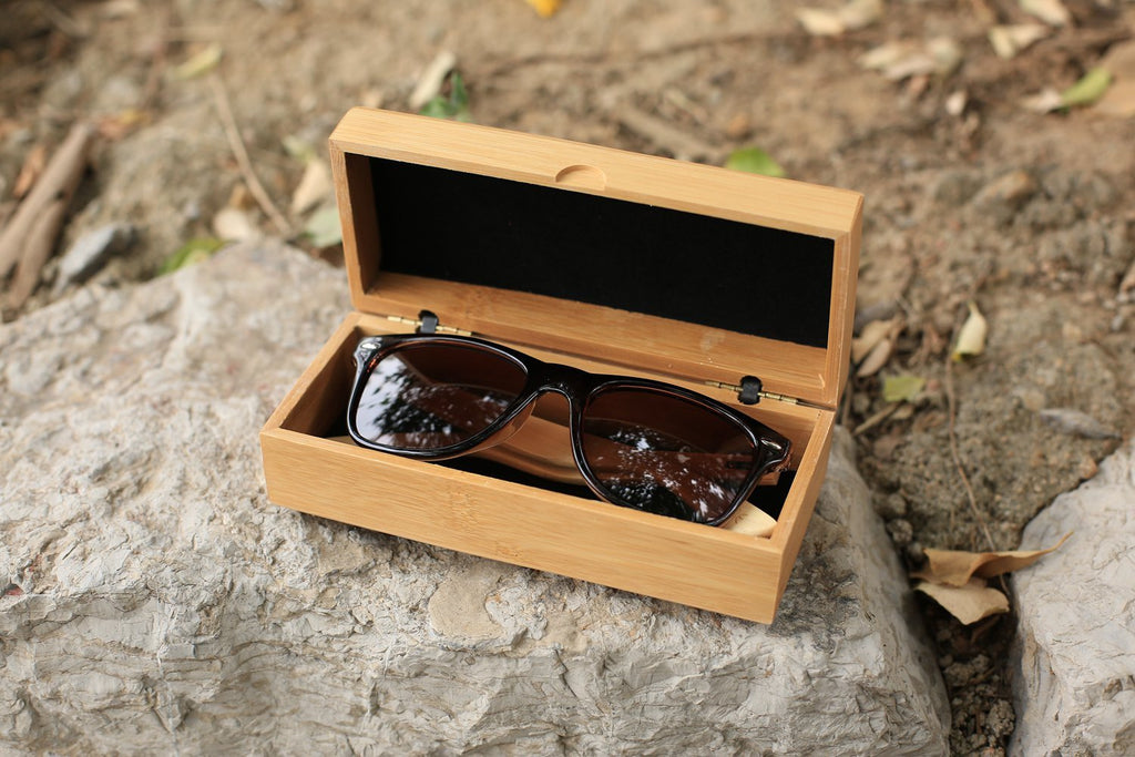 Groomsmen Gift Personalized Wooden Sunglasses Wedding Gifts Best Man Gifts - urweddinggifts