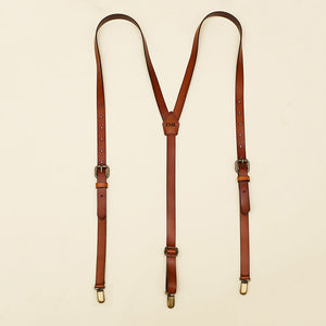 Groomsmen Gifts Leather Wedding Suspenders Personalized Groomsmen Suspenders Engraved Leather Suspenders - urweddinggifts