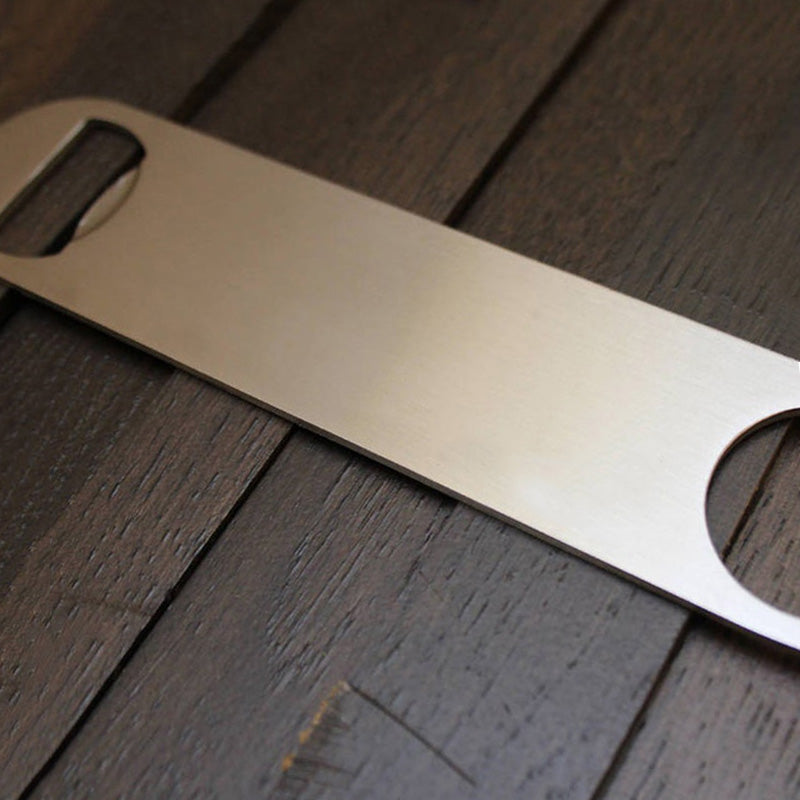 Groomsmen Gifts Personalized Bar Bottle Opener Custom Paddle Bottle Opener Groomsmen Bottle Opener - urweddinggifts