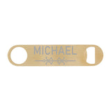 Groomsmen Gifts Personalized Bottle Opener Engraved Paddle Bottle Opener Custom Bar Opener Groomsmen Bottle Opener - urweddinggifts