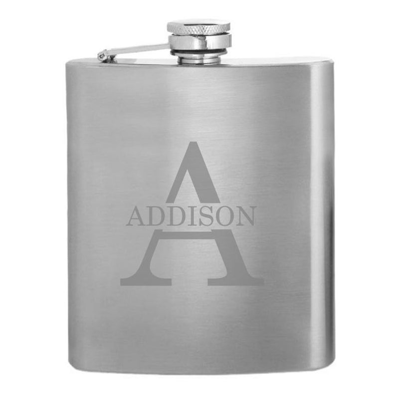 Groomsmen Gifts Personalized Flasks Custom Groomsmen Flask Engraved Men Flasks Gift Flasks - urweddinggifts