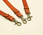 Groomsmen Gifts Personalized Leather Suspenders Wedding Suspenders Leather Suspenders With Monogram Groom Suspenders - urweddinggifts